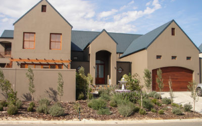 De Wijnlanden Vineyard Estate Home